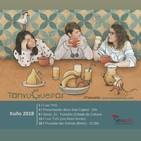 Entrevista Sabela Maneiro de TANXUGUEIRAS venres 15-06-2018