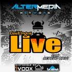 Geekingos Live Ep. 2