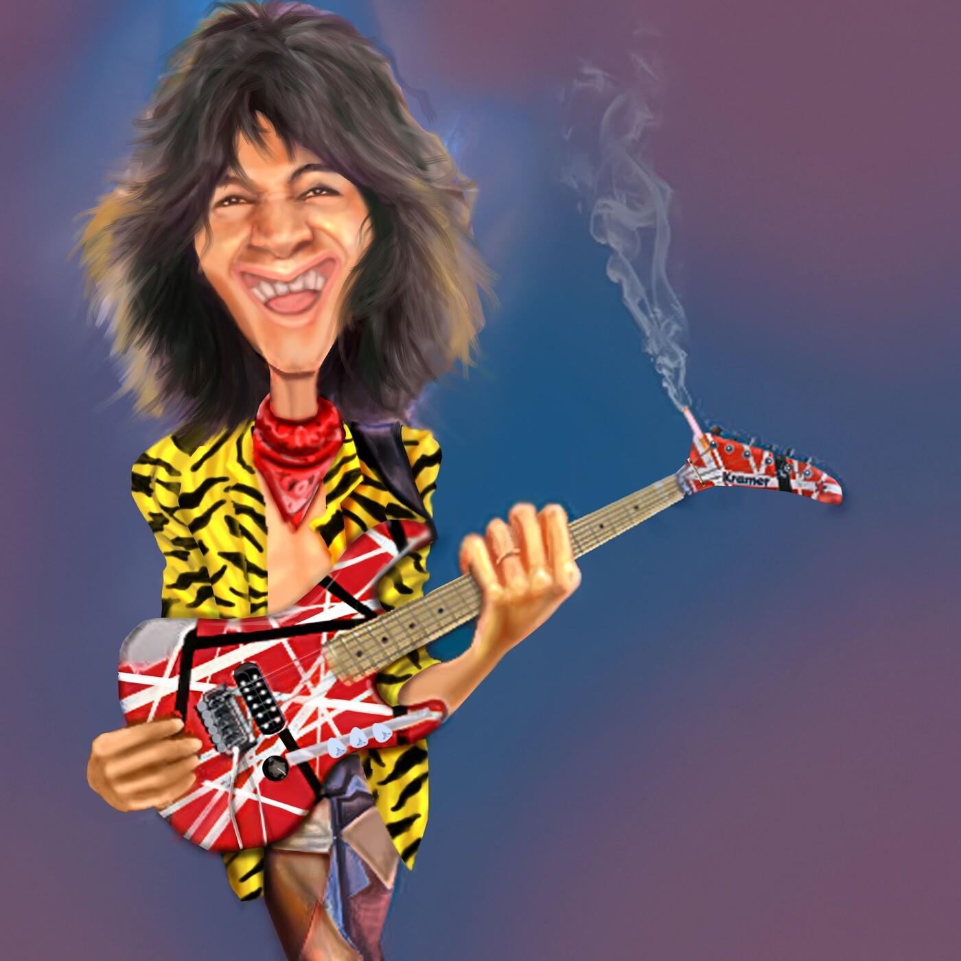 La Gran Travesía : Homenaje a Van Halen.
