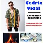 Entrevista con CEDRIC VIDAL