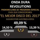 """Onda Dura Revolutions 247 """" EL MEJOR DISCO DEL 2017"""""""