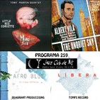 Programa 259: Afro Blue, Tony Martin, Albert Vila i Libera (Giulia Valle)