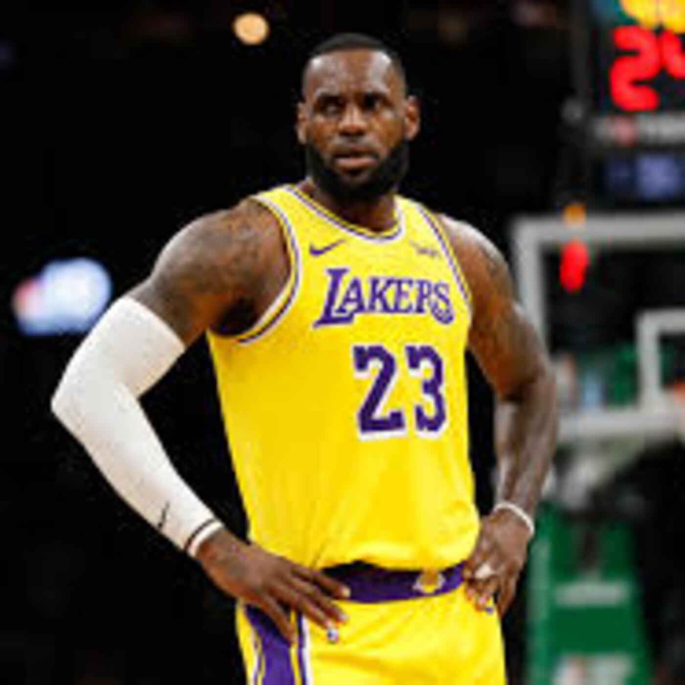 Podcast Bombolla NBA: els Lakers posen en ordre les coses