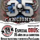 Corsarios - Programa del 15 de enero 17 - Especial Obús y entrevista Paco Laguna