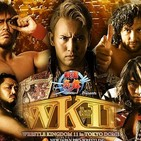 ¡Arigato míster Lariatto! #02 — Wrestle Kingdom 11