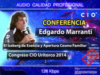 EDGARDO MARRANTI - El Iceberg de Apertura Cosmo Familiar - Congresos CIO Uritorco