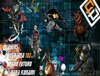 4Players 102 El negro futuro de konami