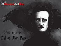 El Abrazo del Oso - 200 años de Edgar Allan Poe