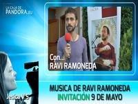 Música con Ravi Ramoneda - Concierto completo e invitación al 9 de Mayo en Barcelona