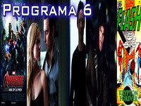 Episodio 6 - Especial de Avengers: Age of Ultron, Series (Gotham, The Flash y Arrow) y Cómics: El Flash de dos Mundos