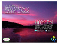 Programa No. 10 2015 - Especial de Latin Jazz / Bossanova