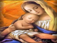 10. La Reina del Cielo en el Reino de la D.V: Alba que nace para huir la noche de la voluntad humana: