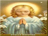 Décimo día: La Reina del Cielo en el Reino de la D.V: Alba que nace para hacer huir la noche de la voluntad humana: