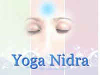 Yoga nidra imagenes rapidas