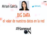 Big Data, el valor de nuestros datos en la red