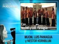 Concierto de MuOM con Luis Paniagua y Nestor Kornblum