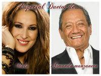 Especial duetos con Malu y Armando Manzanero