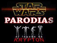 El legado de Krypton 62 - STAR WARS DE CACHONDE0 (Padre de familia, robot chiken, La loca historia de las galáxias y mas
