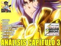 4x29 Caballeros del Zodiaco: Tamashii México · Figuras · Noticias · Soul of Gold: Debate Capítulo 3