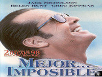 Mejor... Imposible - As Good As It Gets (Comedia. Drama 1997)
