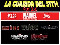 [LGDS] La Guarida Del Sith 4x21 Fase 2 y respuestas Marvel