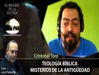 Teología Bíblica y Misterios de la Antigüedad por Cristóbal Toro Nuñez