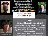 QI MEN DUN JIA ESPIRITUAL: entrevista a Alex Sole Costa