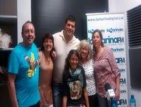62 Programa Más Allá de la Tierra Radio, con Sonia Arcos, Rosa Mª Vargas, Elisabet Esteban y Martin Basyk 13/05/15.