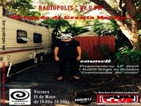 Emmett en El legado de Gracita Morales/Radiopolis88.0Fm/15-5-15