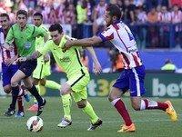 Atlético de Madrid 0-1 FC Barcelona (LIGA) #soyfanmx c.231