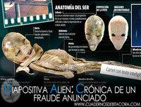 Cuadernos de Bitácora 50 - Diapositiva Alien: Crónica de un Fraude Anunciado