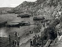 Episodio 56 - La batalla de Galípoli