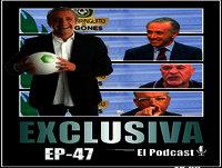 Exclusiva El Podcast EP- 47 Pedrerol, Loco Gatti, Ancelotti, Casillas y mucho más….