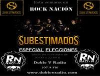Rock Nación 20 Mayo 2015 - Subestimados
