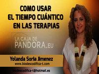 Como usar el TIEMPO CUÁNTICO en las Terapias por Yolanda Soria - BIODESCODIFICA T