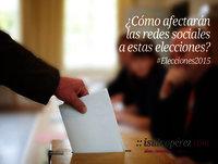 Las elecciones municipales y auntonomicas en Alicante a través de las redes sociales