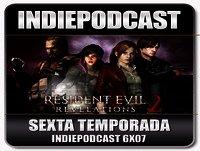 Indiepodcast 6x07 'Super Smash Bros, Resident Evil Revelations y Ramón Méndez traductor profesional de videojuegos'