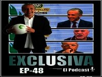 Exclusiva El Podcast EP- 48 Pedrerol, Casillas, Benítez, Ancelotti, François Gallardo y mucho más….