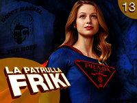 LPF13 / Supergirl viste de Prada