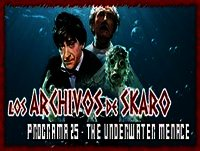 Los Archivos de Skaro Programa 25 - The Underwater Menace: Nozink in ze world can stop me now!