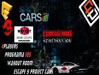 4Players 105 Room scape y project cars