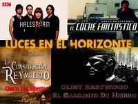 Luces en el Horizonte 3X36: EL SARGENTO DE HIERRO, EL COCHE FANTÁSTICO, HALESTORM, Alberto M Caliani