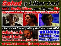 """160 Salud y Libertad: """"Elecciones municipales y auton{omicas en España - Reflexiones de Daniel Estulin"""""""