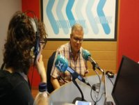 49_ Fent Via. Entrevista a Jaume Marfany i tertúlia amb Claudi Grinyó i Josep Pedrol