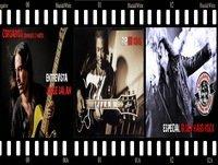 Corsarios - Programa del 17 mayo 2015 - Entrevista Jorge Salán y especial Blues/hard rock