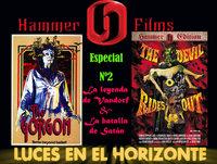 Luces en el Horizonte - HAMMER Nº2: La leyenda de Vandorf & La batalla de Satán
