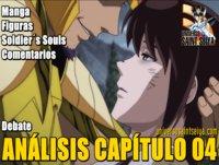 4x31 Caballeros del Zodiaco: Manga · Figuras · Soldier´s Souls · Comentarios · Debate Cap.04 de Soul of Gold