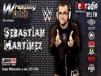Haciendo radio y... ¡Sebastián Martínez salvaje apareció!