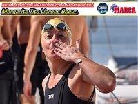 Tita Llorens ¿Mas de 80 km nadando? WOW