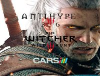 AntiHype 3x36: The Witcher 3, Project CARS y entrevista Dimension Drive
